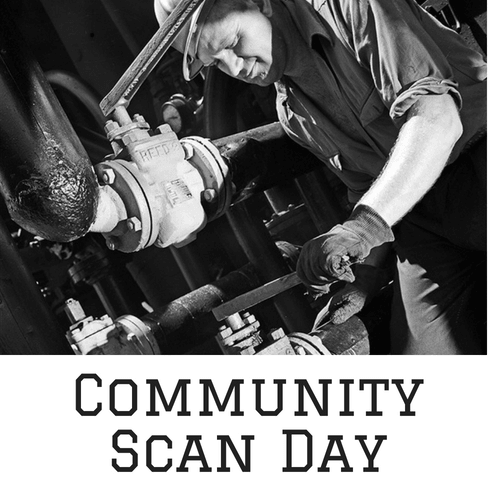 Community Scan Day