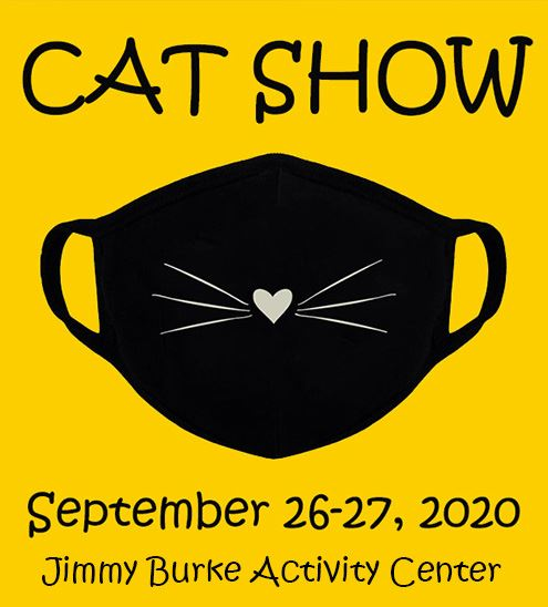 Cat Show news item - September 2020
