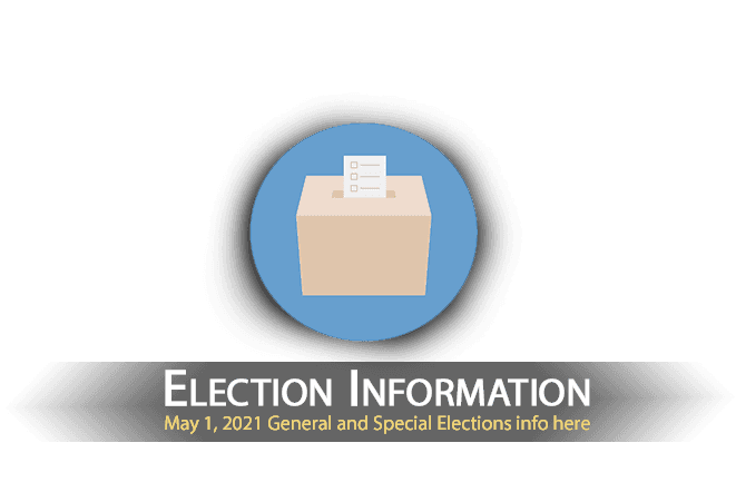 May 1 2021 General and Special Elections information