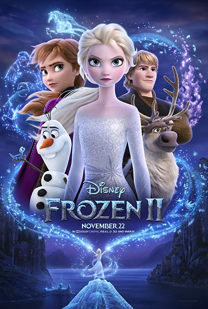 Frozen II Opens in new window