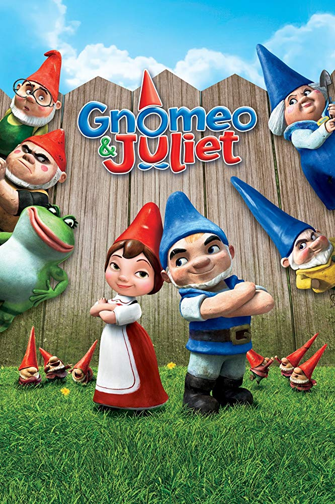Gnomeo and Juliet Opens in new window