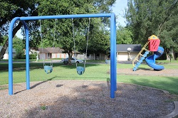 Toddler swing